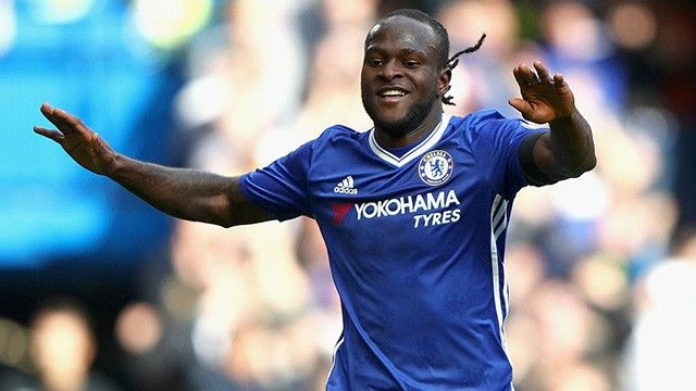 Moses: Enjoying my football back at the Bridge | News | Official Site | Chelsea Football Club