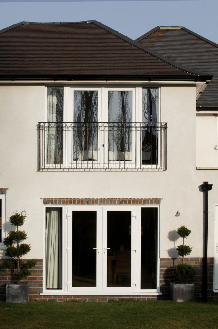 French doors are finishing touches to your home. Bring in the fresh air with these beauties. http://www.finesse-windows.co.uk/french_doors.php