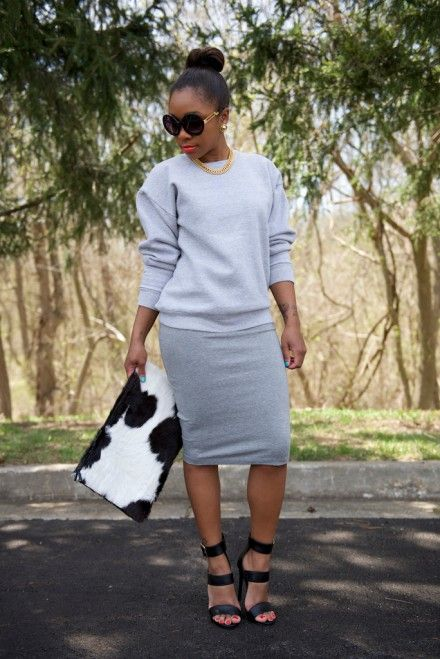 StyleLust Pages: In The Name Of Gray