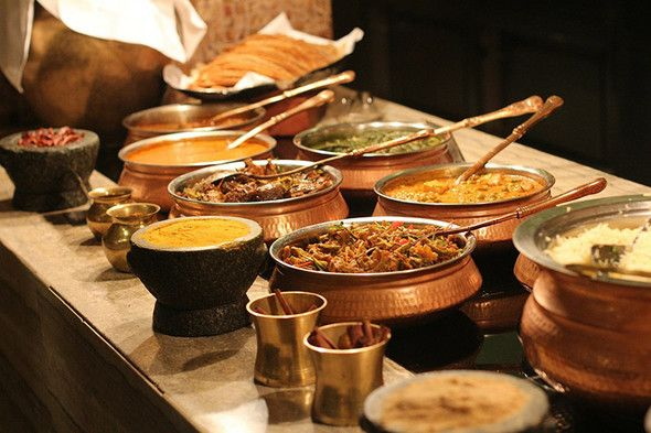India tasted - Writing about the Indian cuisine is like scratching the surface of this amazing world.