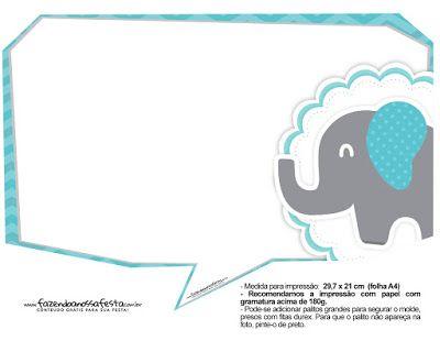 Mavi Fil Temalı Ücretsiz Pankart - Neşeli Süs Evim - Ücretsiz Doğum Günü Süsleri