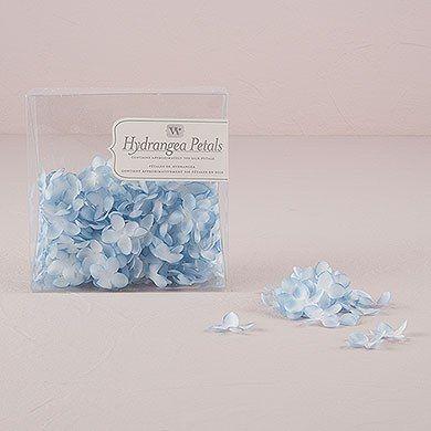 Silk Hydrangea Petals