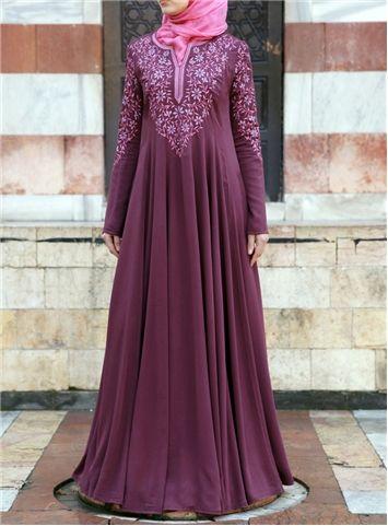 SHUKR International   Secret Garden Gown
