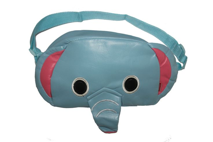 Elephant Bummy Don't be caught with peanuts after losing all the treasure from your pockets next festival. Keep everything super safe in our elephant bumbag. You'd be a dumbo not to!