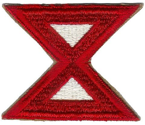 10TH ARMY (ORIGINAL WW2)
