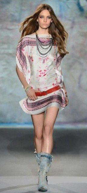 Moldes Moda por Medida: TÚNICA LENÇO
