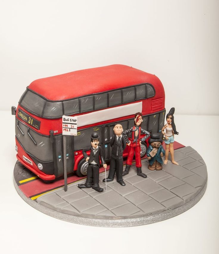 We set some of the capital's greatest bakers a challenge: to create the ultimate London cake. The prize? Only the cover of Time Out! Let batter commence... Photography Rob Greig Contender one, The ...