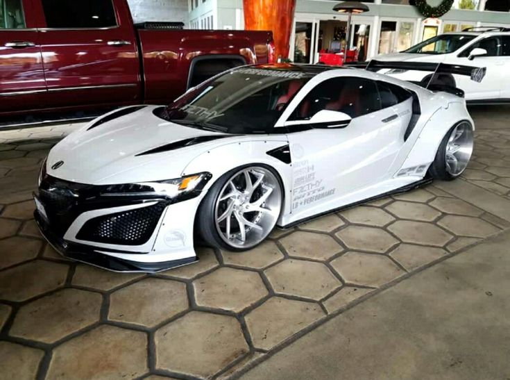 Liberty walk Acura NSX  Z_litwhips