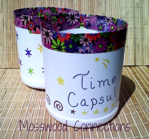 Time Capsules and Treasure Boxes • Mosswood Connections