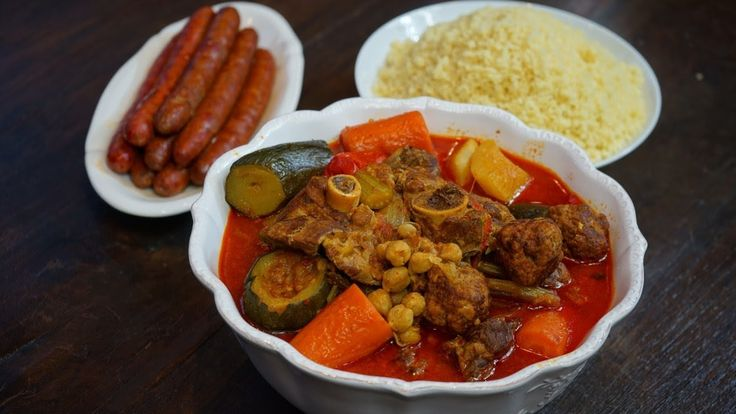 Mon Couscous Royal - Recette facile sans couscoussier - Cooking With Morgane - YouTube