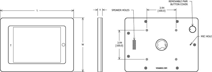ipad power button assembly diagram