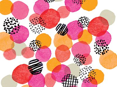 Painted Dotties by Jessica Bruggink