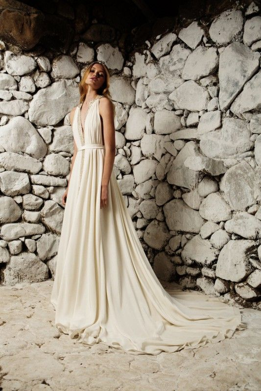 Bo & Luca | CAPRI  Exclusively available in The Netherlands at @wildatheartbridal www.wildatheartbridal.com