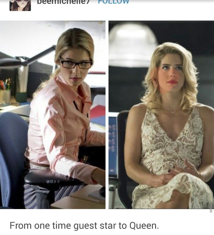 #TheQueen yes Team Felicity for the win!