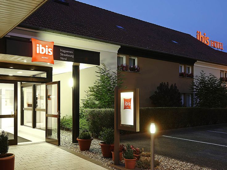 """IBIS STRASBOURG NORD HAGUENAU: """"The ibis Haguenau Strasbourg Nord hotel is situated 1.2 miles (2 km) from the historic city center of…"""