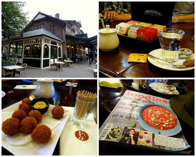 Travel and Lifestyle Diaries Blog: Netherlands: Walk in Baarn Forest (Baarnse Bos) and Tea at Eethuys-Cafe 'De Generaal'