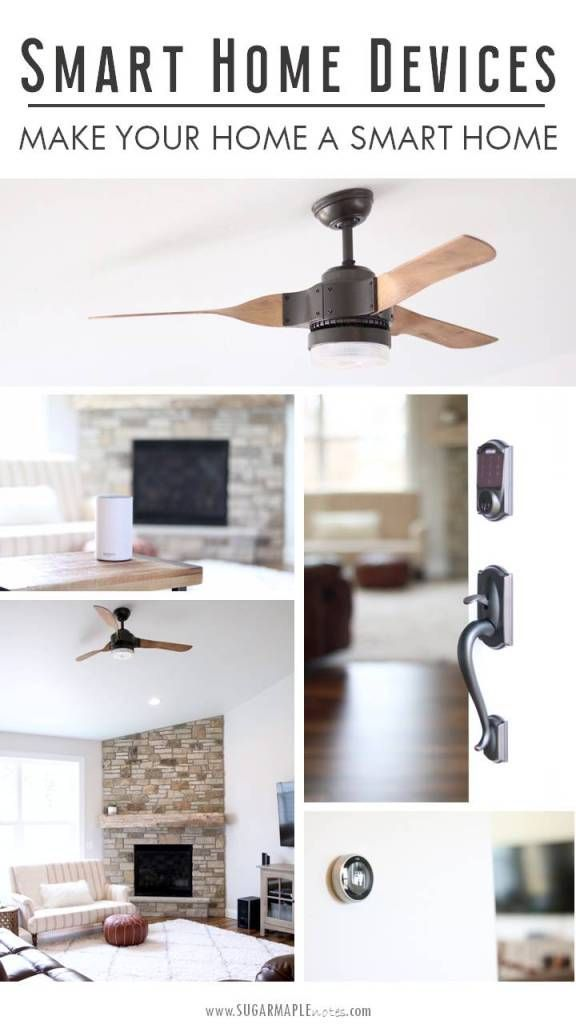 Smart Home Devices Make Your A 2018 How To Smarter In With These That Life More Convenient
