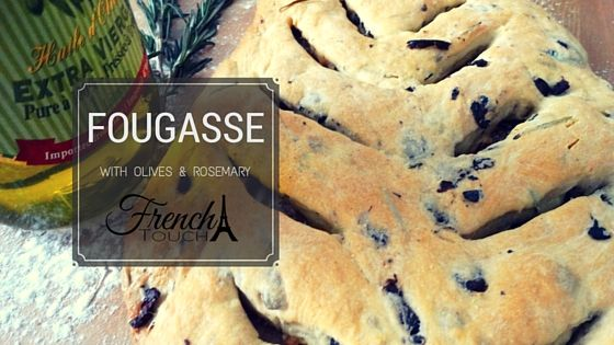 "Hello everybody! Today we are going to make ""Fougasse"", this is a type of bread that is traditionally made in the South of France, but you can find variations of it in all the regions. …"