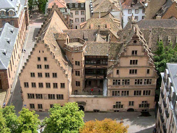 Visite en Alsace Strasbourg
