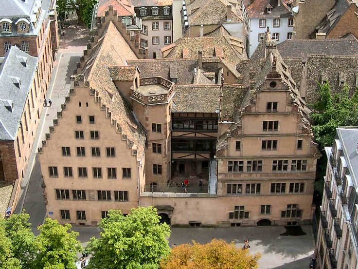Musée de l'Œuvre Notre-Dame, Strasbourg, France