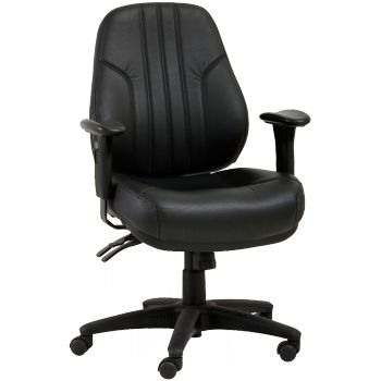 Rover Medium Back - The Rover High Back office chair comes highly recommended for those requiring a robust and high use task chair. Generous upholstery along with high level functionality the Rover is approved for 24/7 use and rated to 125kg. Also available in a high back style.  http://keenoffice.com.au/product/rover-medium-back/