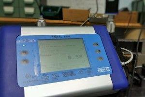 Taratura Accredia Manometro di Presisone Digitale con sensore esterno