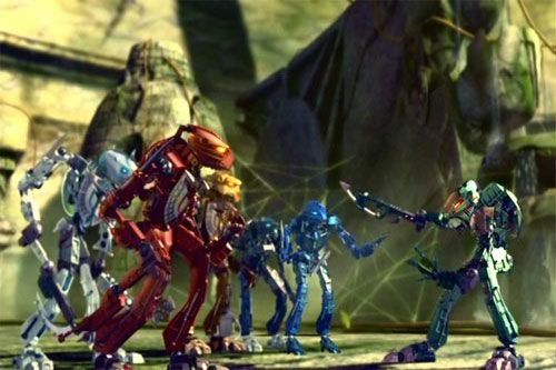 Bionicle 3: Web of Shadows -- one of my favourite Bionicle movies growing up.