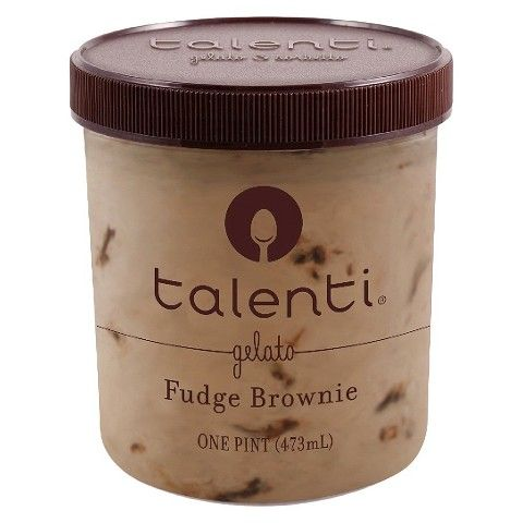 Talenti Gelato Fudge Brownie  16 oz