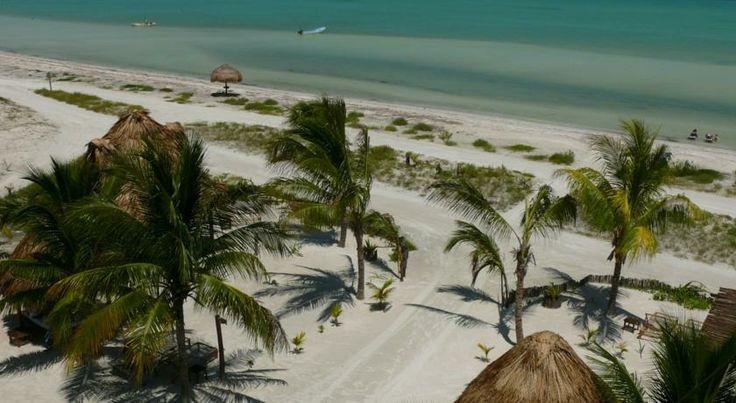 Palapas del Sol, Holbox Island, Mexico.