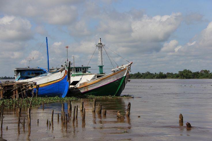 Kapal Tradisional Indonesia