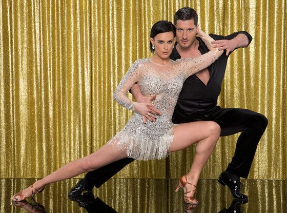 Will Rumer Willis Pay Homage to Mom Demi Moore's Striptease Flick?!  Dancing With The Stars, Season 20