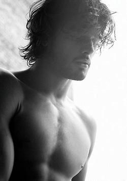 Jon Snow...Kit Harrington one of the many reasons for watching Game Of Thrones