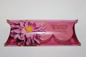 Victoria's Secret Garden 3 Blossoming Romance Fragrant Fizzies for Shower and Bath by Victoria's Secret. $16.00. essential oils. scented bubbles. Includes 3 bath fizzies. Add one to the floor or your shower to diffuse the fragrance or add one to your tub under the warn running water.