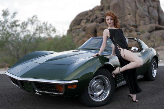 Mustang Convertible Car Wash
