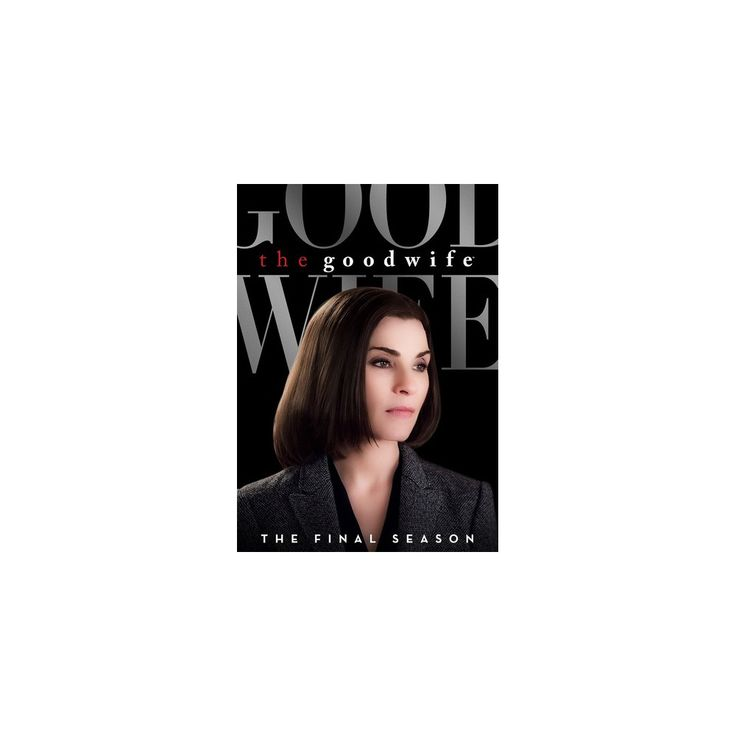 The Good Wife: The Final Season (6 Discs) (dvd_video)
