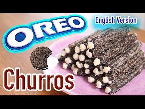 OREO CHURROS - PUT SOME SUGAR ON IT
