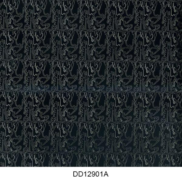 Hydrographic film design pattern DD12901A