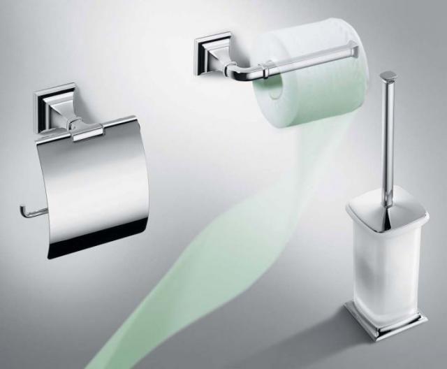 """Хромированные аксессуары и изделия для ванной комнаты Рекомендуем  Такие изделия всегда, даже при длительной эксплуатации и при условии правильного ухода за ними, радуют глаз своим """"блестящим"""" видом и производят впечатление новой, только что купленной, вещи. ✔ http://santehnika-tut.ru/aksessuary-dlya-vannoj/g800/"""