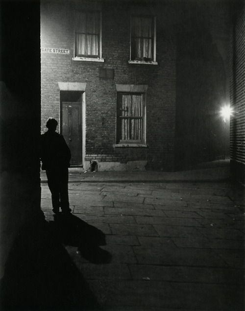 Bill Brandt  London, circa 1937  From The Photography of Bill Brandt