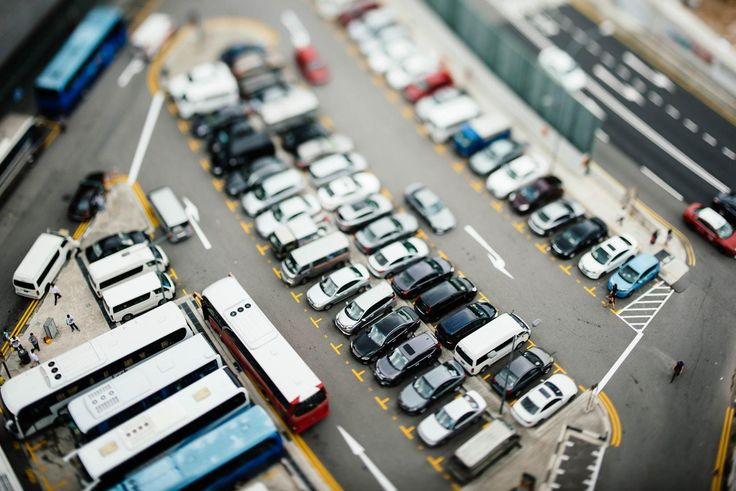 Airport Parking Shuttle bus service, Auto service