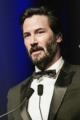 Keanu Reeves - Deauville American Film Festival - September 4, 2015