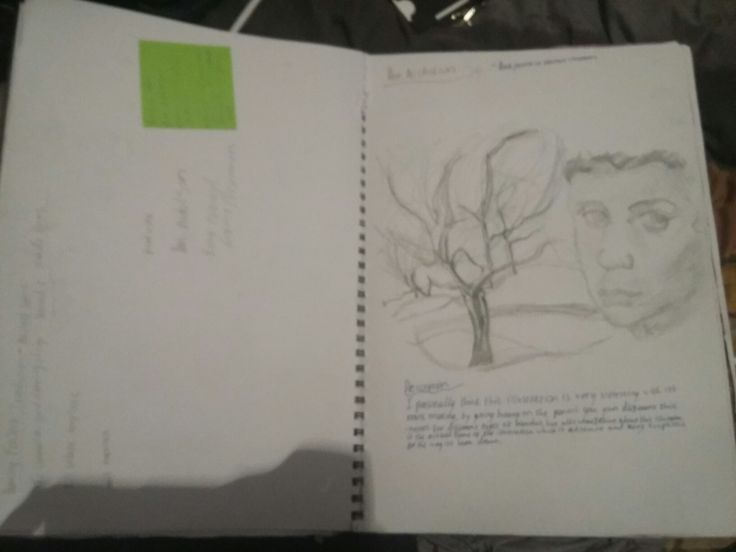 Sketchbook Page  6-7