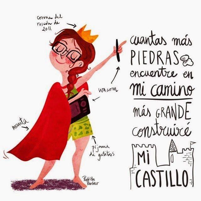Seguramente Pedrita Parker  te conquistará en cuanto la conozcas. Creada por la ilustradora y diseñadora malagueña Estefi Martínez, su senti...
