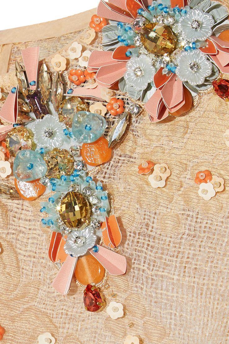 #Biyan #embellished #embroidery #floral