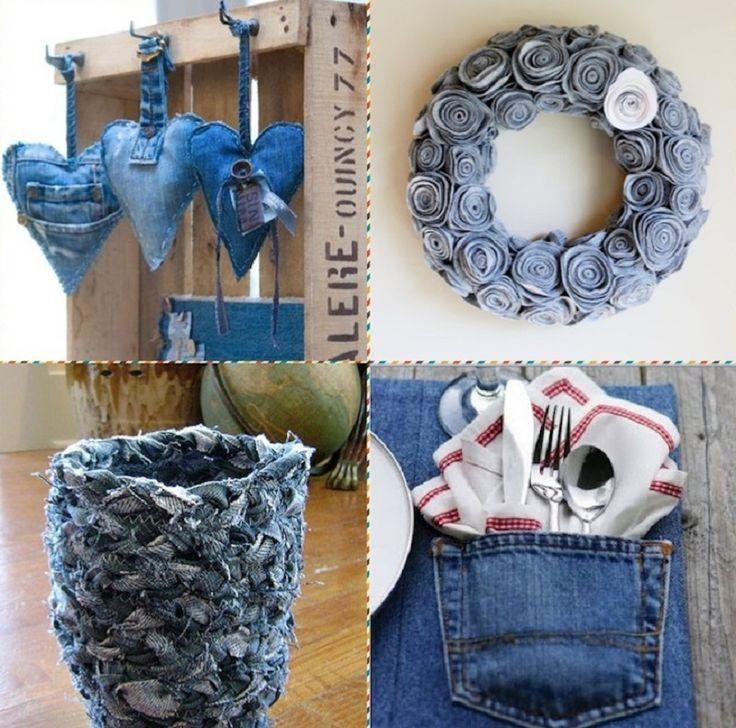 Хоть бери и никогда не выбрасывай старые джинсы! 30 эксклюзивных идей | Медиа-Полесье