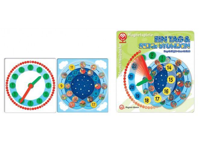 Ein Tag und seine Stunden, 3 Jahre von Oberschwäbische Magnetspiele bei Spielundlern online bestellen