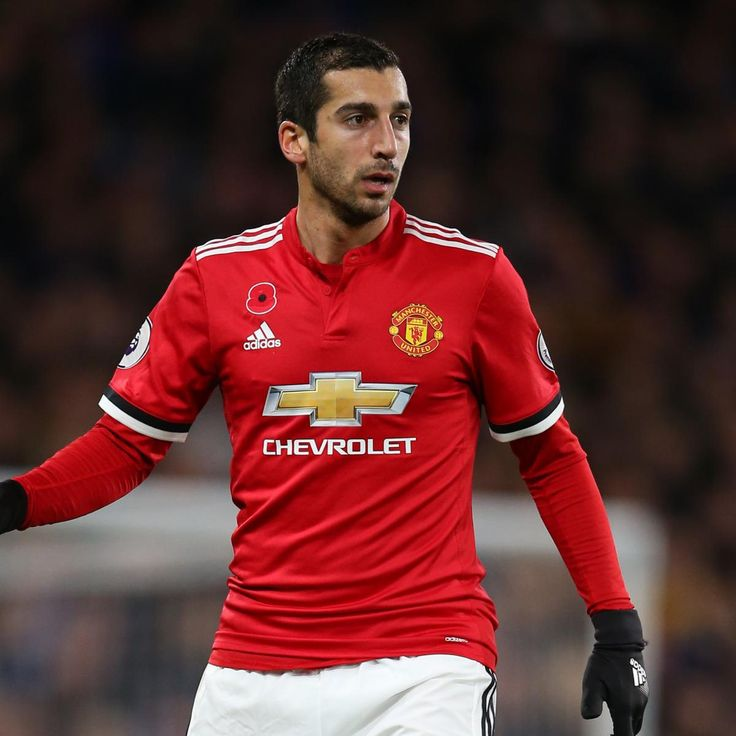 Manchester United Transfer News: Latest on Henrikh Mkhitaryan Rumours