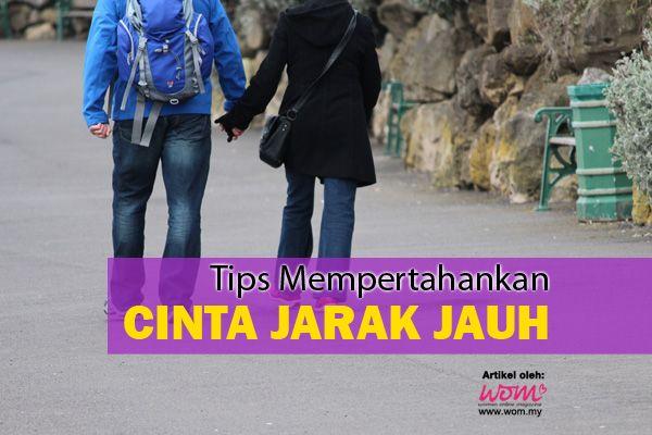 Tips Mempertahankan Cinta Jarak Jauh | http://www.wom.my/gaya-hidup/pertahankan-cinta-jarak-jauh/