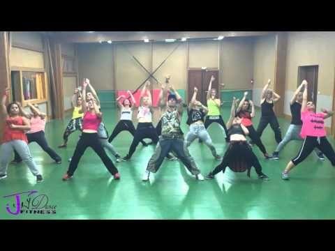 JayDance Fitness : Hey Mama @David Guetta Feat Nicki Minaj (choreography by Jérôme Lemesle) - YouTube