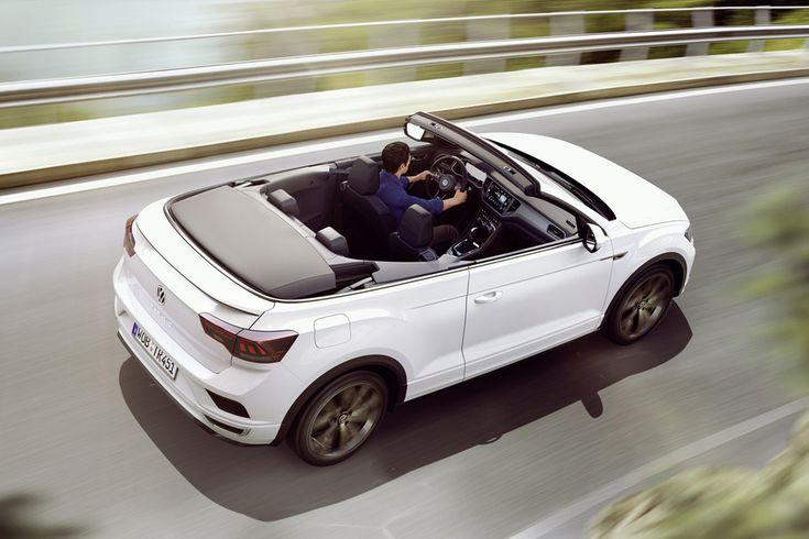 Volks Un T Roc Decapotable Pour Remplacer La Golf Cabrio Et La Beetle Cabrio Volkswagen Suv Toy Car